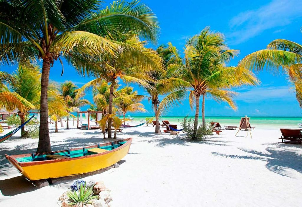 Nice place in Holbox